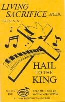 Hail To the King Album